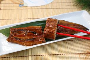 鰻蒲焼の写真素材 [FYI01181547]