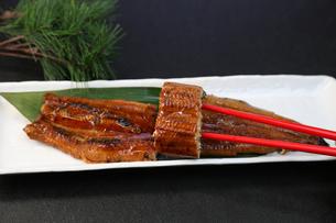 鰻蒲焼の写真素材 [FYI01181549]