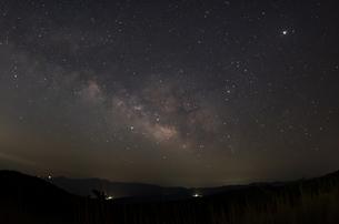 南天の銀河の写真素材 [FYI01181744]