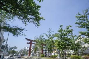 鎌倉の風景の写真素材 [FYI01181951]