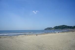 初夏の海の写真素材 [FYI01181954]