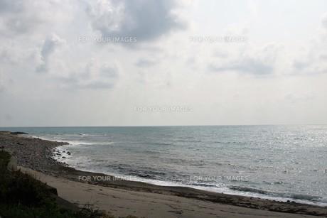 五能線の車窓風景の写真素材 [FYI01182129]