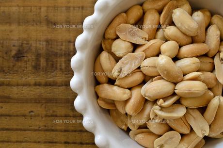 バターピーナッツの写真素材 [FYI01182368]