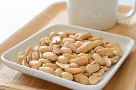 バターピーナッツの写真素材 [FYI01182371]