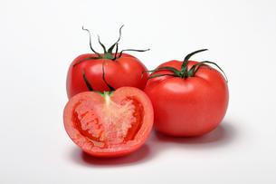 トマト,完熟トマトの写真素材 [FYI01182643]