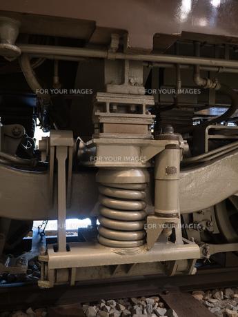 電車の台車の写真素材 [FYI01182911]