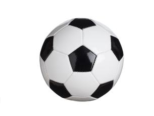サッカーボールの写真素材 [FYI01182936]
