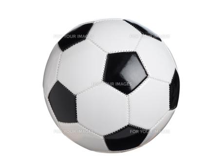 サッカーボールの写真素材 [FYI01182938]