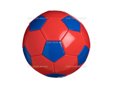 カラフルなサッカーボールの写真素材 [FYI01182941]