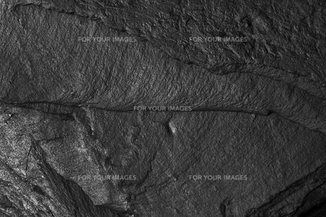 黒い石,バックグラウンドの写真素材 [FYI01183008]