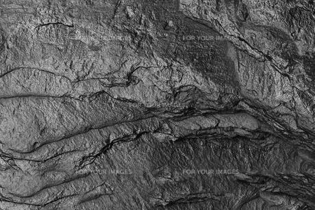 黒い石,バックグラウンドの写真素材 [FYI01183009]
