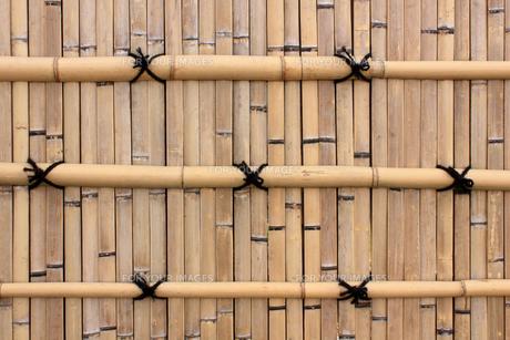 竹垣の写真素材 [FYI01183011]