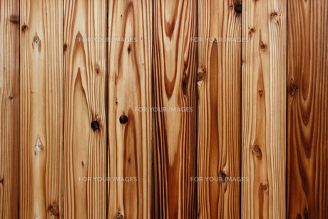 杉板,羽目板の写真素材 [FYI01183015]