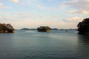 松島の風景の写真素材 [FYI01183057]