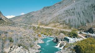 New Zealand 川の写真素材 [FYI01183134]