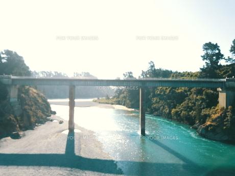 New Zealand 川の写真素材 [FYI01183136]