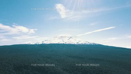 New Zealand 山の写真素材 [FYI01183138]