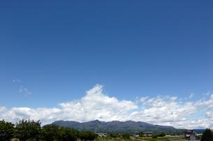 日本の赤城山,  春の写真素材 [FYI01183495]