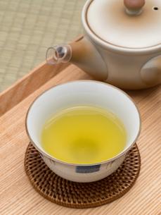 煎茶の写真素材 [FYI01183848]