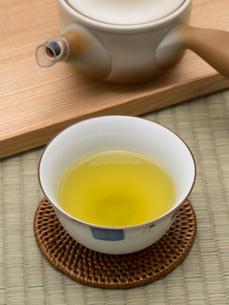 煎茶の写真素材 [FYI01183849]