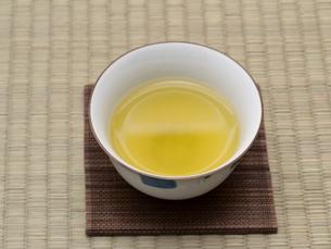 煎茶の写真素材 [FYI01183851]