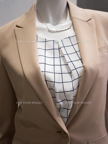 スーツのディスプレイの写真素材 [FYI01183861]