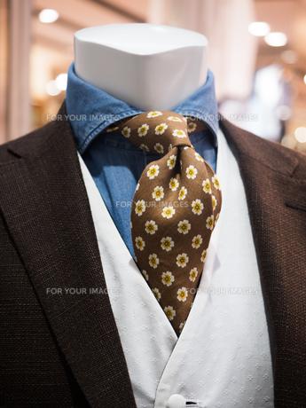 スーツのディスプレイの写真素材 [FYI01183862]