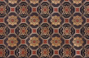 胡床椅子,神社仏閣で使用される椅子の写真素材 [FYI01184038]