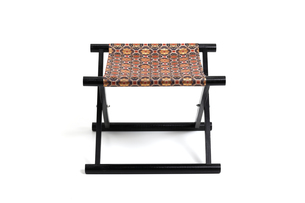 胡床椅子,神社仏閣で使用される椅子の写真素材 [FYI01184039]