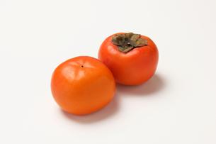 柿,カキの写真素材 [FYI01185078]