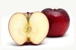 りんご,あきばえりんごの写真素材 [FYI01185164]