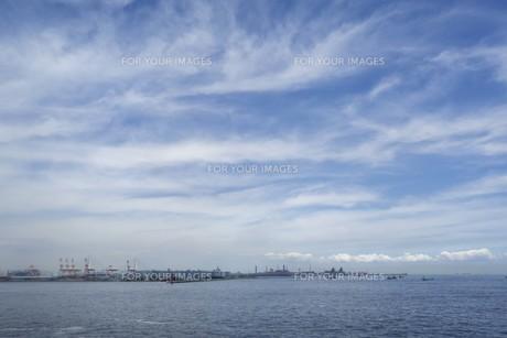 港の風景の写真素材 [FYI01185300]
