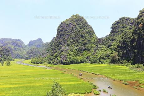 タムコックの景観 ベトナムの写真素材 [FYI01185301]