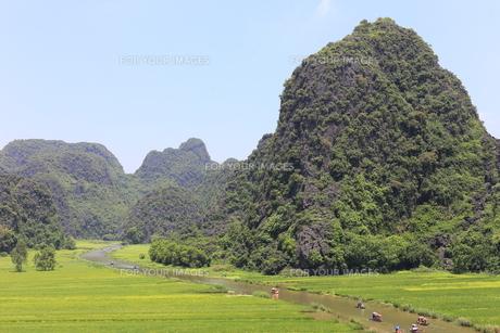 タムコックの景観 ベトナムの写真素材 [FYI01185304]