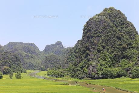 タムコックの景観 ベトナムの写真素材 [FYI01185306]