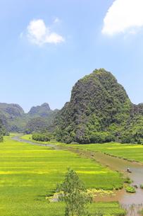 タムコックの景観 ベトナムの写真素材 [FYI01185309]