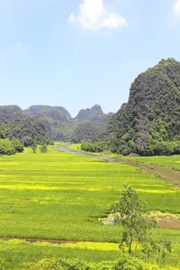 タムコックの景観 ベトナムの写真素材 [FYI01185310]