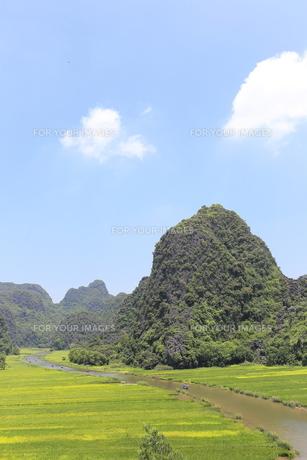 タムコックの景観 ベトナムの写真素材 [FYI01185311]