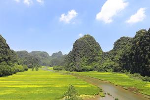 タムコックの景観 ベトナムの写真素材 [FYI01185312]