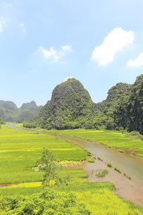 タムコックの景観 ベトナムの写真素材 [FYI01185317]