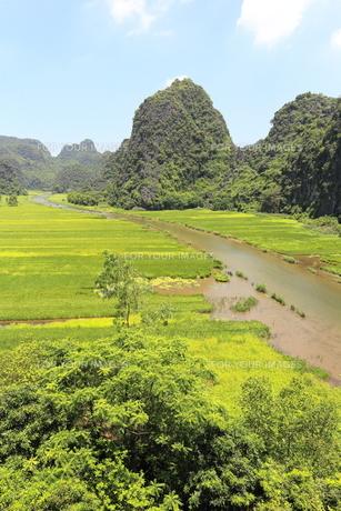 タムコックの景観 ベトナムの写真素材 [FYI01185318]