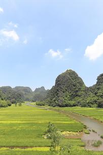 タムコックの景観 ベトナムの写真素材 [FYI01185319]