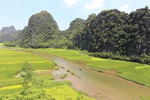 タムコックの景観 ベトナムの写真素材 [FYI01185320]