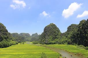 タムコックの景観 ベトナムの写真素材 [FYI01185321]
