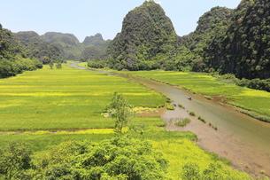 タムコックの景観 ベトナムの写真素材 [FYI01185322]