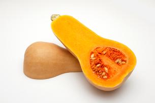 バターナッツ,バターナッツカボチャの写真素材 [FYI01185488]