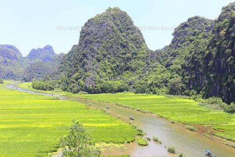 タムコックの景観 ベトナムの写真素材 [FYI01185519]