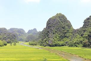 タムコックの景観 ベトナムの写真素材 [FYI01185520]