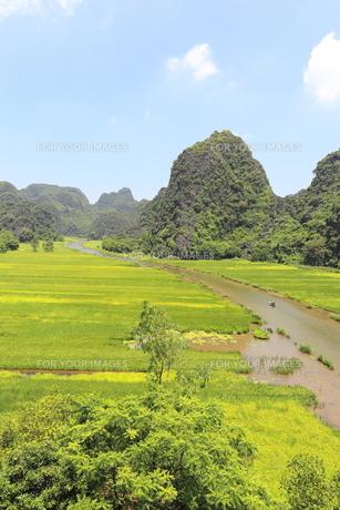 タムコックの景観 ベトナムの写真素材 [FYI01185522]