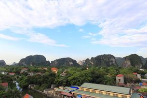 タムコックの景観 ハンムア、ベトナムの写真素材 [FYI01185524]